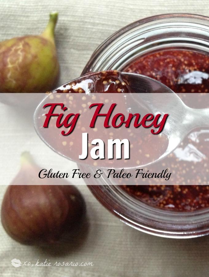 paleo fig jam