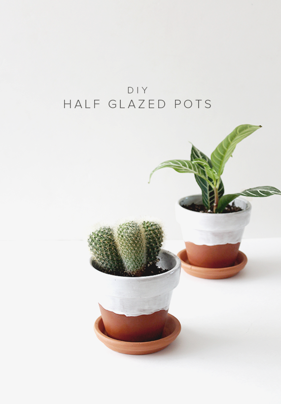 diy half glazed pots diy bedroom decor for under $10. I just moved and I needed to update my old bedroom decorations. So by searching Pinterest I saw these great ideas! I love decorating so this is very exciting for me! I don't have a lot of money to spend on new décor so I made my own DIY bedroom décor! Decorate for less with these dollar store DIY bedroom projects. These ideas can be made for under $10 or at the dollar store!
