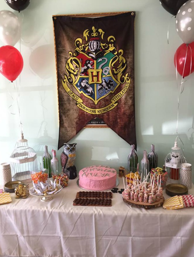 17 Harry Potter DIY Party Ideas That Are Basically Magic
