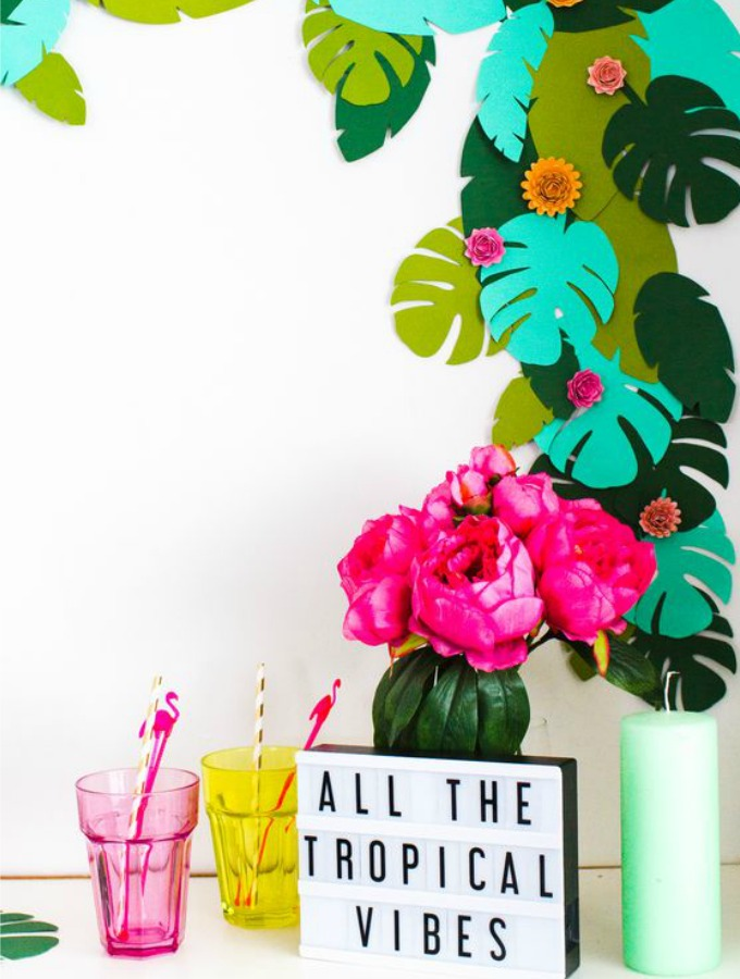 19 Tropical Party Ideas That Are Beyond Genius