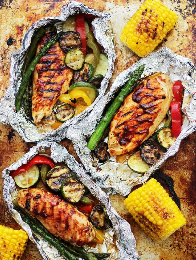 9 Camping Recipes That Aren't S'mores and Hot Dogs