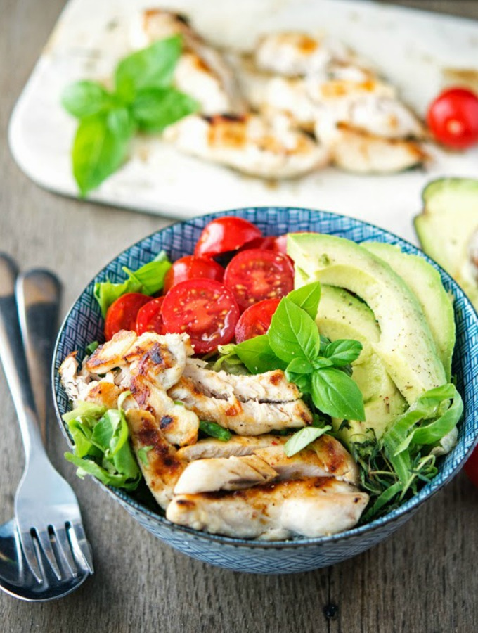 Low Carb Lunch Recipes