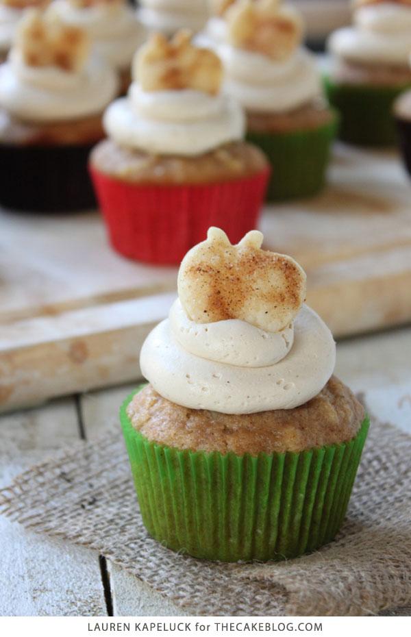 Apple Pie Cupcakes Favorite Cupcakes Desserts