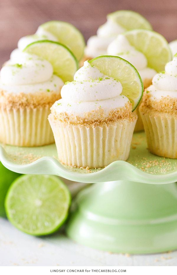 Key Lime Pie Cupcakes Cupcakes Favorite Desserts