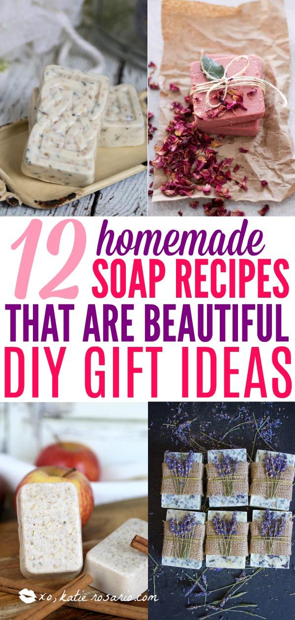 Homemade Soap Recipe at xokatierosario.com