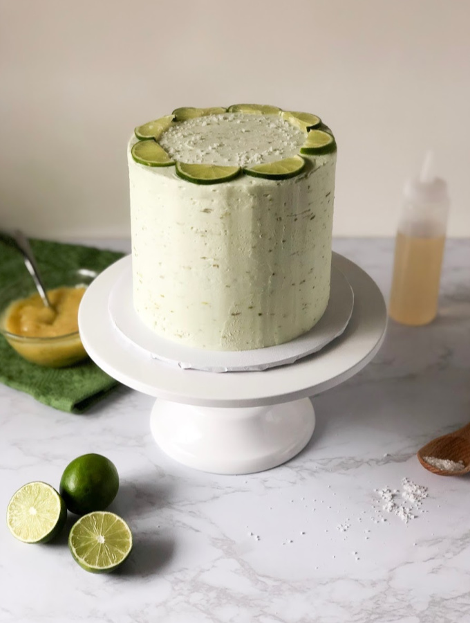 Tequila Lime Buttercream   Making frostings from scratch is encouraging for any beginner baker. These frosting recipes are so simple anyone can make them. Frostings are rich and decadent while elevating the overall cake. It's always good to know different frosting recipes when you start cake decorating. These frostings are perfect for piping and making cool designs. #xokatierosario #cakedecoratingideas #frostingrecipes #buttercreamcakes