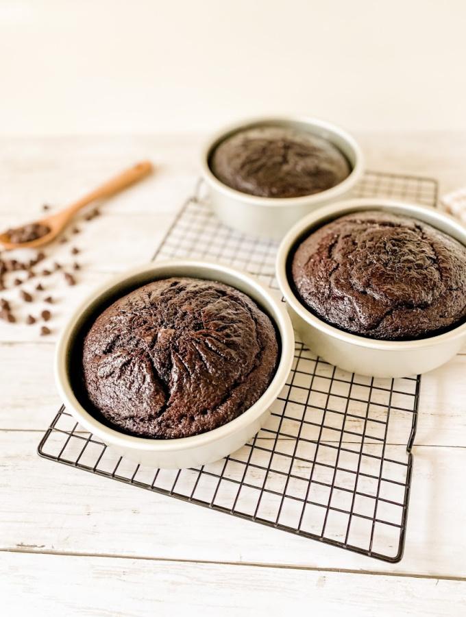 Dark Chocolate Cake Recipe Made From Scratch