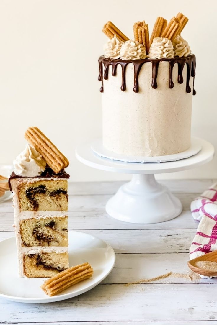 El Churro Cake Perfect for Cinco de Mayo