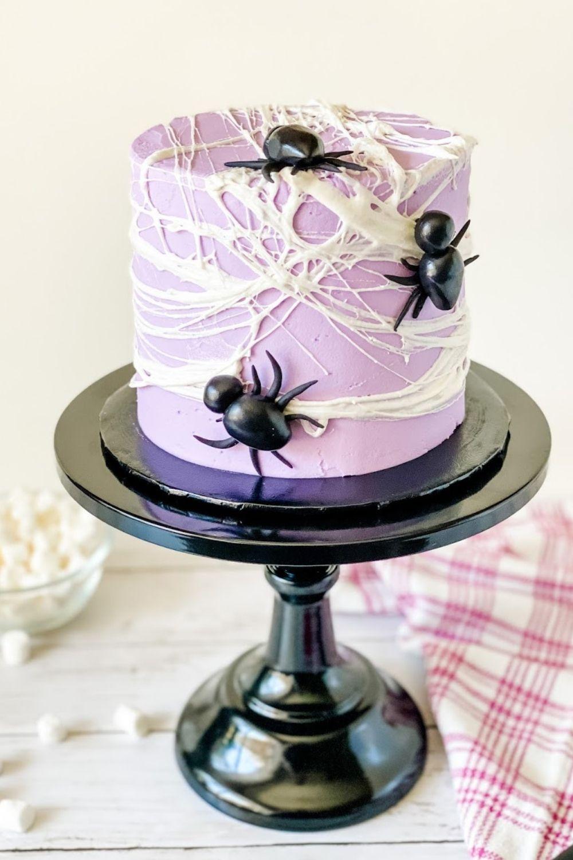 21 Halloween Cake Recipes